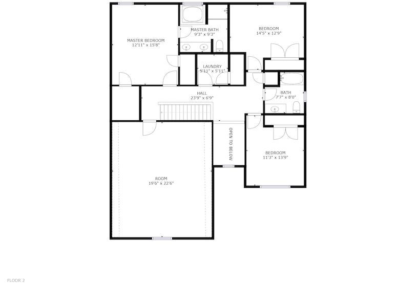 Arlington Floor Plan